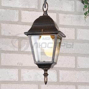 фото Светильник уличный NX9701 1Н черное золото