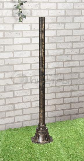 фото Столб для светильника Type-F черное золото