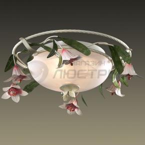 фото Светильник потолочный  Vergina 1511/3C