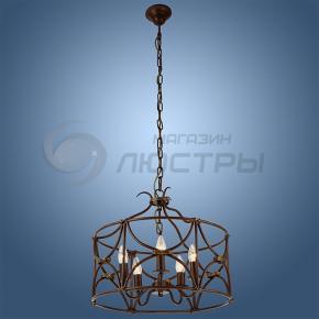 фото Подвесной светильник Bellator A8959SP-5BR