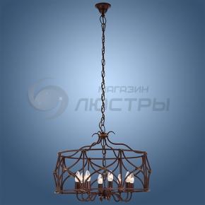 фото Подвесной светильник Bellator A8959SP-8BR