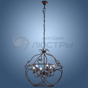 фото Подвесной светильник Bellator A8960SP-6GA