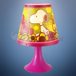 фото Детская настольная лампа  Snoopy 662392