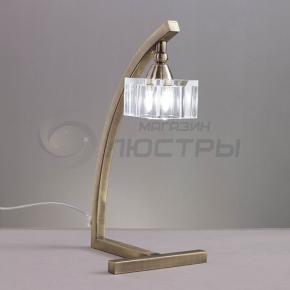 фото Настольная лампа Mantra Cuadrax 1104