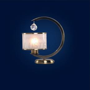 фото Настольная лампа Классика 5-4212-1-AB E27