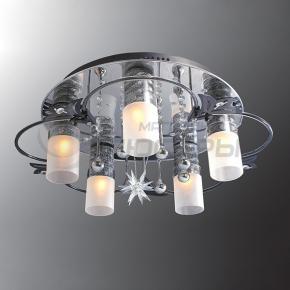 фото Потолочный светильник Г Панель 1-1146-6-CR-LED Y E27+G5.