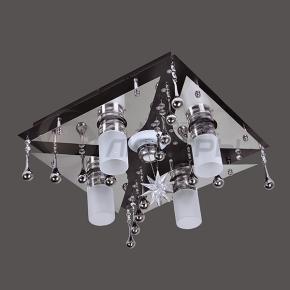 фото Потолочный светильник Г Панель 1-1154-5-CR-LED Y E27+G5.
