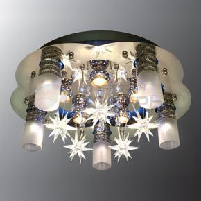 фото Потолочный светильник Г Панель 1-1155-10-CR-LED Y E27+G5
