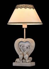 фото Настольная лампа Boucuet ARM023-11-S