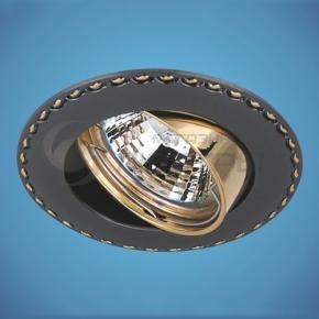 фото Точечный светильник 635 GMG (черный/золото)