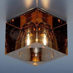 фото Точечный светильник 498 Brown (коричневый)