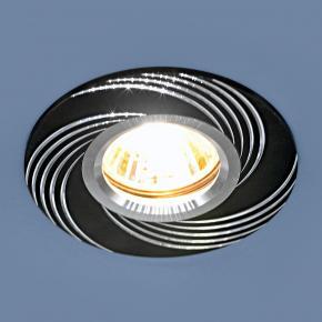 фото Алюминиевый точечный светильник 5156 MR16 BK черный