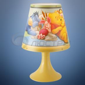 фото Детская настольная лампа Winnie Pooh 662312