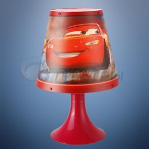 фото Детская настольная лампа Cars 662382
