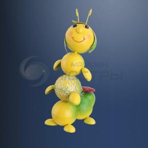 фото Декоративная уличная фигура на солнечных батареях Globo 33409