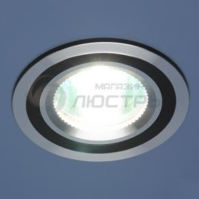 фото Точечный светильник 5305 CH/BK