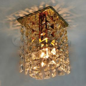 фото Точечный светильник Brilliants A7326PL-1GO