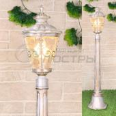 фото Светильник на столбе Diadema F (GLYF-8046F) белое золото