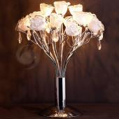 фото Настольная лампа Rosa Bianco EL325T04.1