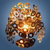 фото Настольная лампа 3300006/1T