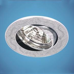 фото Точечный светильник 616 SS (блеск серебро/хром)