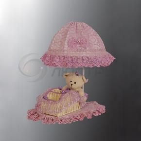 фото Настольная лампа Н Детство 5-9765-1-PK E27