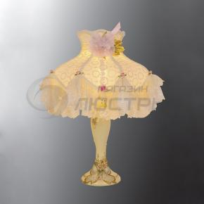 фото Настольная лампа Н Детство 5-9771-1-WH E27