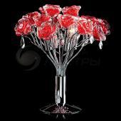 фото Настольная лампа Rosa Rosso EL325T04.2