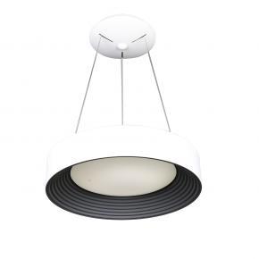фото Подвесной светильник светодиодный Ruinas Белый/Серый OML-48403-36