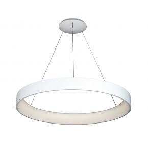 фото Подвесной светильник светодиодный Ortueri Белый OML-48503-144