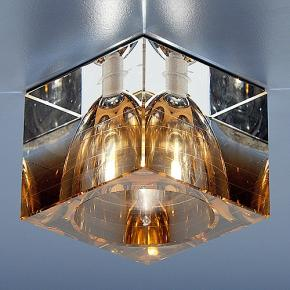 фото Точечный светильник 494 Brown/Clear (коричневый/прозр.)