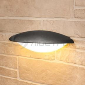 фото Светильник уличный настенный Techno 1013 черный