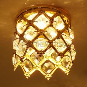 фото Светильник встраиваемый  Brilliant A7050PL-1GO