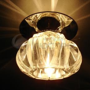 фото Светильник встраиваемый Brilliant A8353PL-1CC