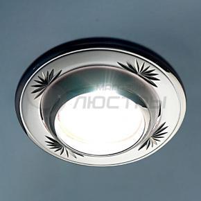 фото Точечный светильник 301A CF PS/N (перл. серебро/никель)