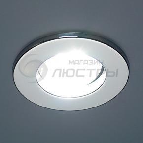 фото Точечный светильник 3224В R50 E14 хром
