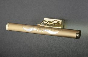 фото Подсветка для картин и зеркал 16W 883 золото матовое