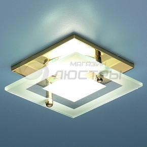 фото Точечный светильник 781 GD (золото)