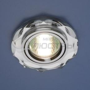 фото Точечный светильник 800/2 SL/SL (зерк. / серебро)