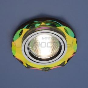 фото Точечный светильник 800/2 MULTI/CH (зерк. мульти / хром)