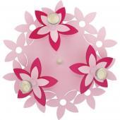 фото Настенный светильник 6895 Flowers Pink III