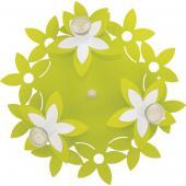 фото Настенный светильник 6900 Flowers Green III