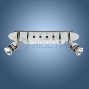 фото Светильник настенно-потолочный Ringo G67129/77 хром