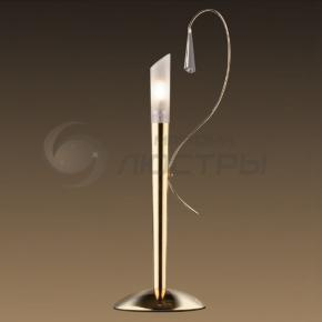 фото Настольная лампа хрустальная  Davida 1615/1T