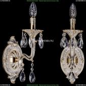 фото Бра 1700/1/A/B Bohemia Ivele Crystal