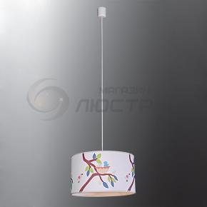 фото Подвесной светильник Н Детство 2-1100-1-WH E14