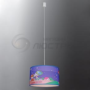 фото Подвесной светильник Н Детство 2-1321-1-WH E14