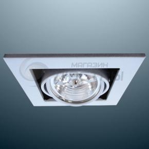 фото Светильник встраиваемый Technika A5930PL-1SI
