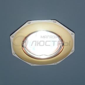 фото Точечный светильник 735 PG/N (перл. золото/никель)
