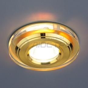 фото Точечный светильник 1050 GD (золото)